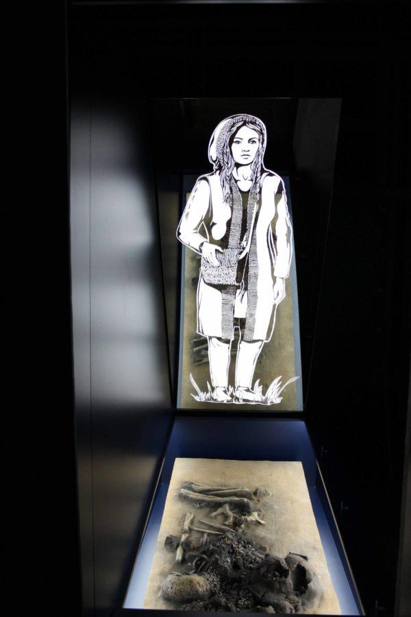 Dame der Goldenen Aue (2.600/2.550-2.450 v. Chr.)